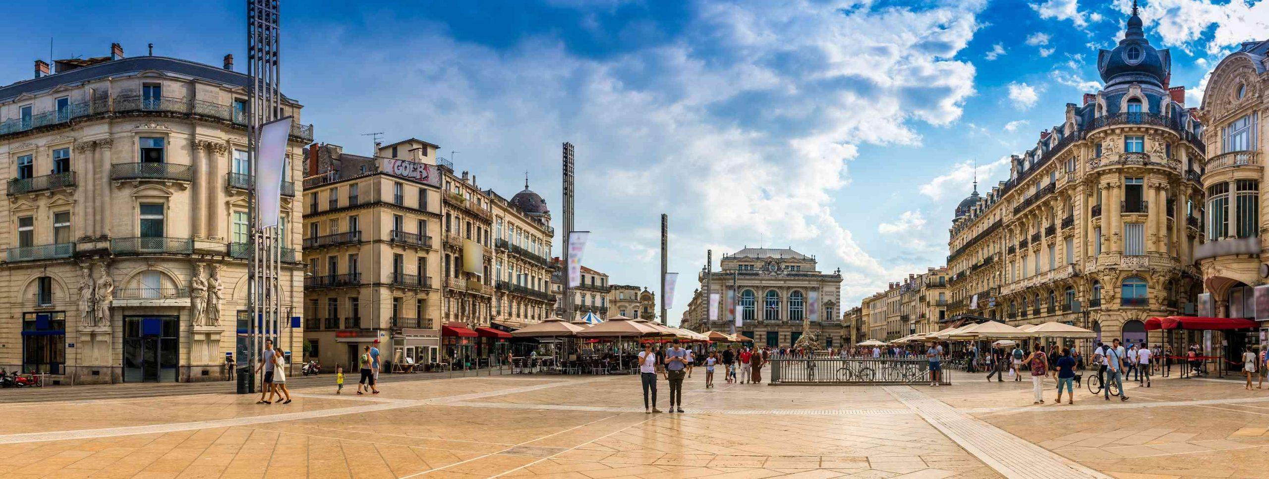 Montpellier à l'honneur : L'importance du développement dans la ville française qui connaît la plus forte croissance